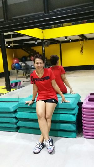 My favorite always...💪 GymLife GymTime Gym Gym Time Gym Life Gym Class Gymlifestyle Gymselfie Gymaddict Zumba Dance Weighttraining Boxingday  Boxing Class Exercise Equipment Exercise Time Exercise Class Sports Clothing Human Body Part Health Club Fitness Fitnesstime Fitnessaddict Fitness Training Fitnesslifestyle
