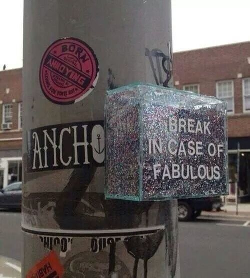 I'm So Fancy Fabulous ♥ Yeah Buddy