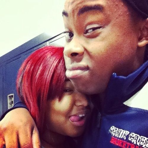 Me And My Baby Stank Facin