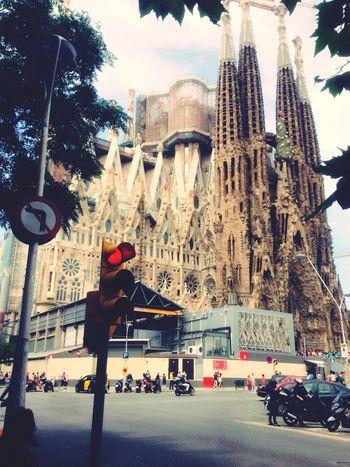 Segrada Familia Barcelona