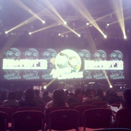 Pretty awesome LED on GBI PRJ.. hope our cruch have this one someday haha LED Gbiprj Indofest2012 Indofest