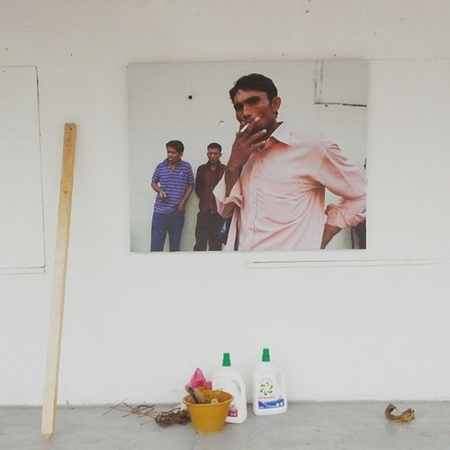 Ready to paint. 57x45inch VSCO Vscocam Painting Fineart
