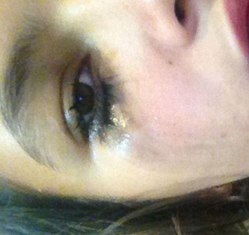The Fragile  Mascara Cry Tears
