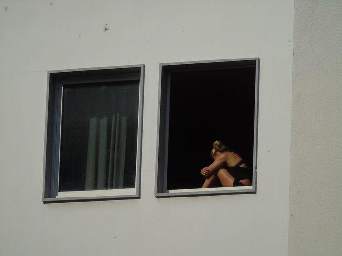 I Like It Day Feeling Good I Ike Eyeem I Like It Lifestyles On My Way On My Way Home Person Window Window Frame