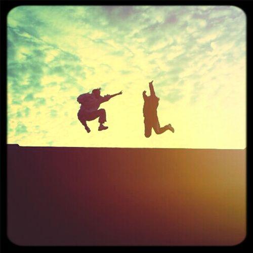 jumping !!