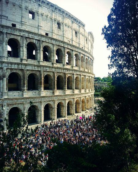RomaPride Colosseum