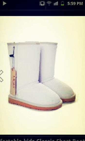 UGGS ive been wanting.