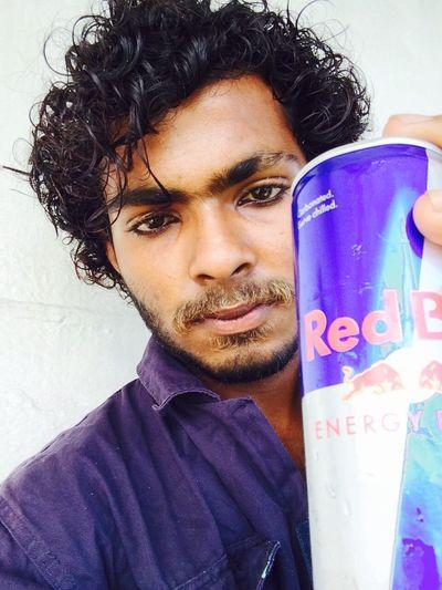 RedBull Enjoying Life Having Fun Maldives