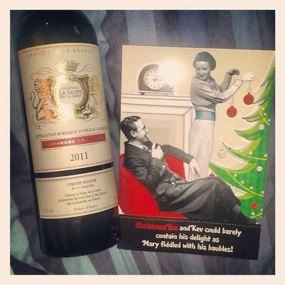 Thank you Secret 'Liam' Santa. Christmas Present Secretsanta