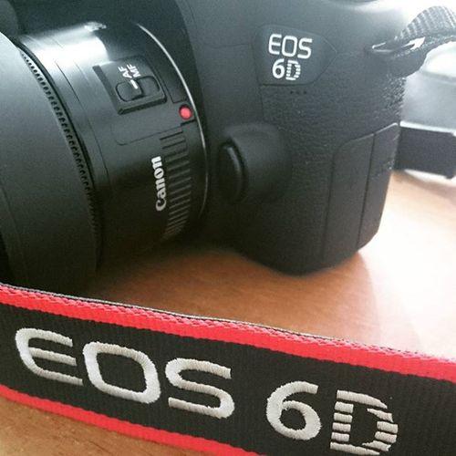 Aramıza, ailemize hoşgeldin. Yeni çekimlerde görüşmek üzere. İlk çekim kime nasip olacak acaba 📷😊😇 Canoneos6d Canon Eos6d Hosgeldin Fullframe Ff Canon6d 6D