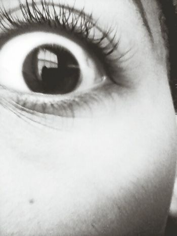 This eye sees the broken things😑👓🔪