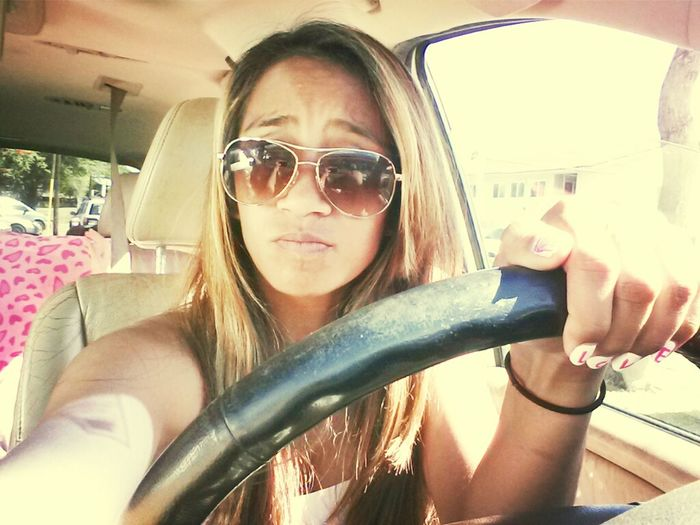 they see me Rollin they haten ;) just another day in Hawaii♡