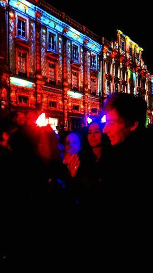 Fête des Lumières 2014 - Place Bellecour - Lyon Lyon - Fete Des Lumieres