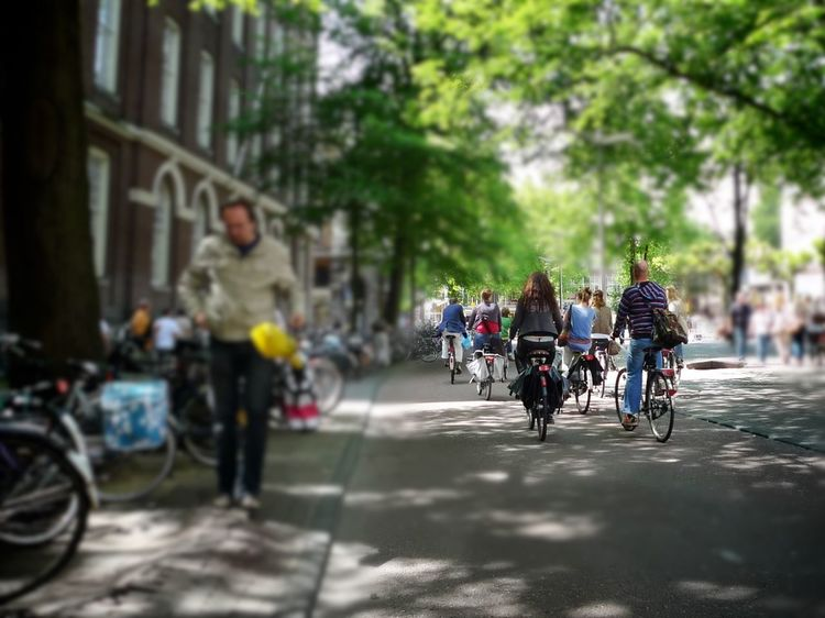 Adult Amsterdam Amsterdam Life Amsterdam Life Style Bicycle City Commute Commute Cycling CyclingUnites Healthy Healthy Lifestyle Healthylife Lifestyles Mode Of Transport No Pollution Outdoors People Pollution Zero Public Transportation Real People Transportation