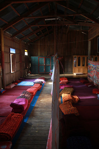 #burma #monastery #Myanmar #sleep Bed Home Interior Indoors  Sunlight