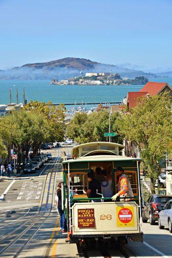 Nikon OpenEdit San Francisco, California California San Francisco Alcatraz Alcatraz Island Travel Destinations Travel Photography Cable Car Famous Place Coast #urbanana: The Urban Playground