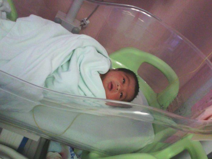 new cousin !! hello baby aiira