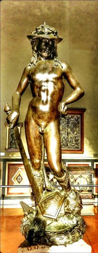 Donatello David Museodelbargello Firenze Florence Italia Italy Scultura Arte Art EyeEm EyeEm Best Shots EyeEmBestPics EyeEm Gallery Toscana Tuscany