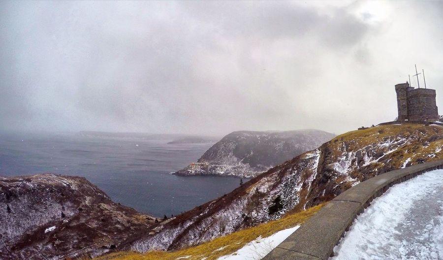 Newfoundland Hiking Cabottower Stjohns