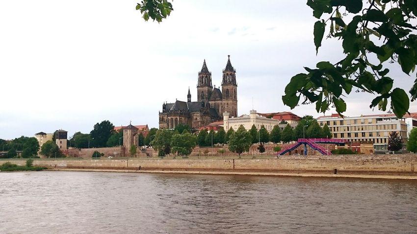 Magdeburg Praying
