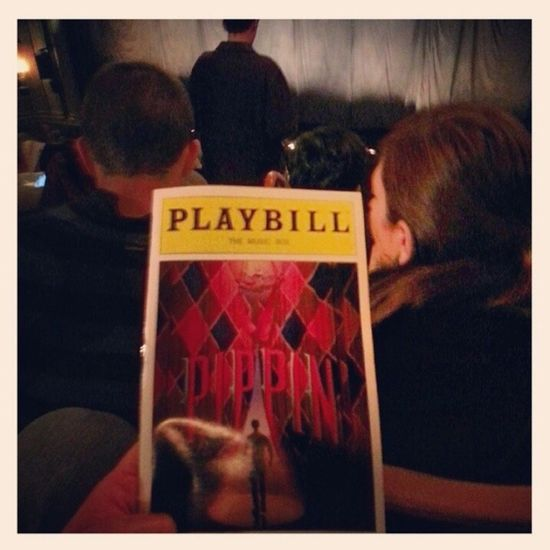 The Best Of New York Broadway Theatre Pippin