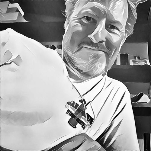 Self Portrait of the Artist Self Portrait Selfportrait Artist Artistic Prisma Prisma Application Snapseed Enjoying Life Taking Photos Check This Out That's Me Hello World Hi! John Blackandwhite Portrait Black And White Photography Black And White Monochromatic Blackandwhite Photography Black&white Desert Life Painterly High Altitude Monochrome