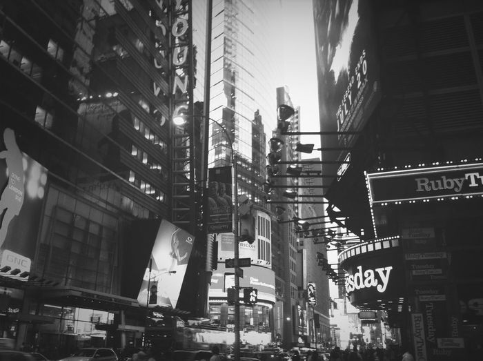 Time Square / New York