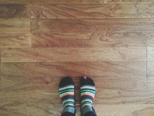 I WOKE UP LIKE THIS Socks Morning Saturday Wakeup Hole Everyday Life Okay Then  Photography My Morning View Okc Oklahoma Oklahoma City