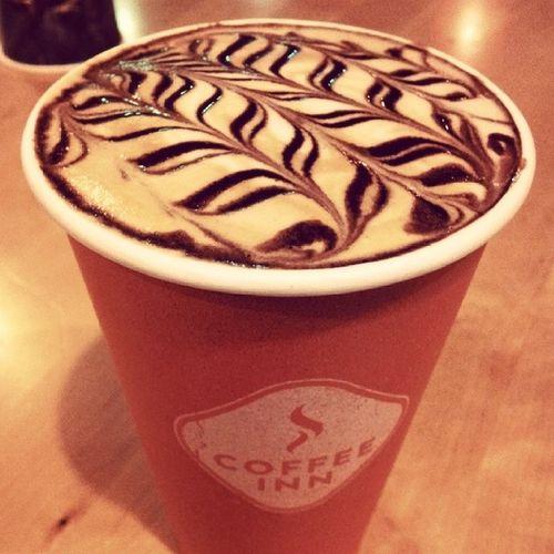 In Coffee We Trust! Coffee Inn Delicious