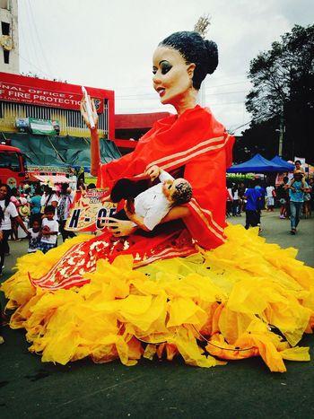Higantes! Eyeem Philippines Sinulog Festival Eye4photography  IPhoneography