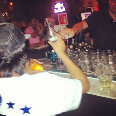 Me Rayado Rayados Whisky beer cerveza stars mexico condesa