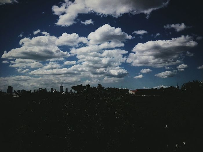 The sky is up before me ↑ First Eyeem Photo