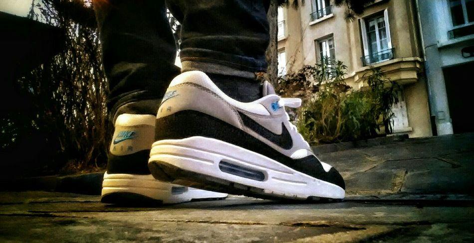 Sneakerhead  Streetphotography Sneakers Fashion Street Fashion Nike Airmax Airmax1 WDYWT Wdywt?