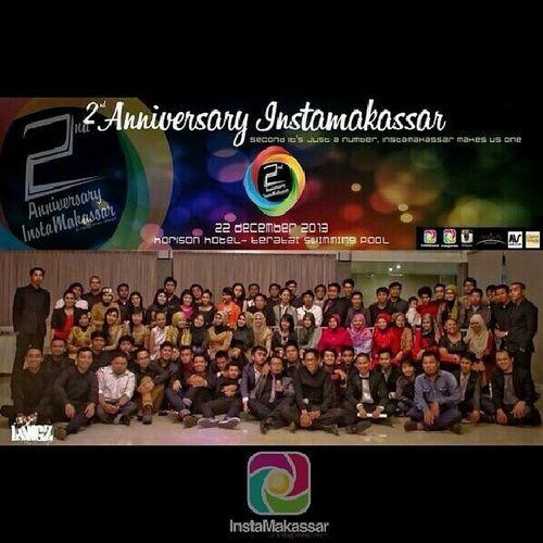 22 Desember 2013 Hotel Horison Makassar Instamakassar Instamakassar_member 2ndanniversaryinstamakassar Instamakassaroftheday