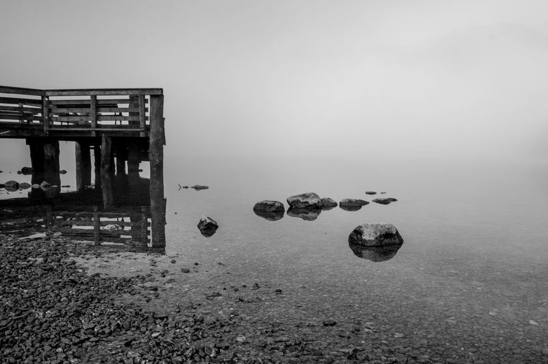 White winter Lake Lake View Lakeshore Winter Fog Foggy Morning Foggy Day Fog_collection Check This Out Gallery Pictureoftheday EyeEm Best Shots ExploreEverything Blackandwhite Black And White Blackandwhite Photography Travel Bloggers Picoftheday Quiet Moments Eyeemphotography Landscape_photography Beachphotography Photography Photographer Nature_collection