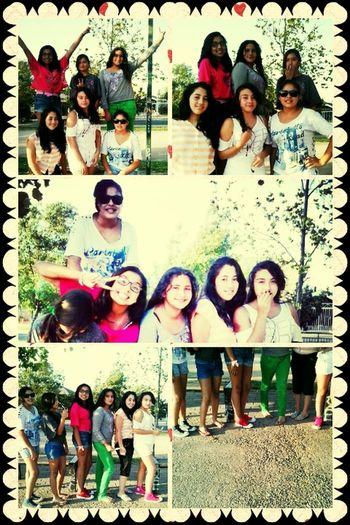 Con Las Mejores Bff❤ Love Maps Happy :)