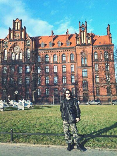 Wroclaw, Poland Ostrów Tumski My Boy Miłośćbezliku Lovelovelove