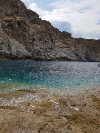 corsica dream Corsica Dream Beach Rock Paradise Paradise Beach Water Beach Rock - Object Sky Landscape Coast