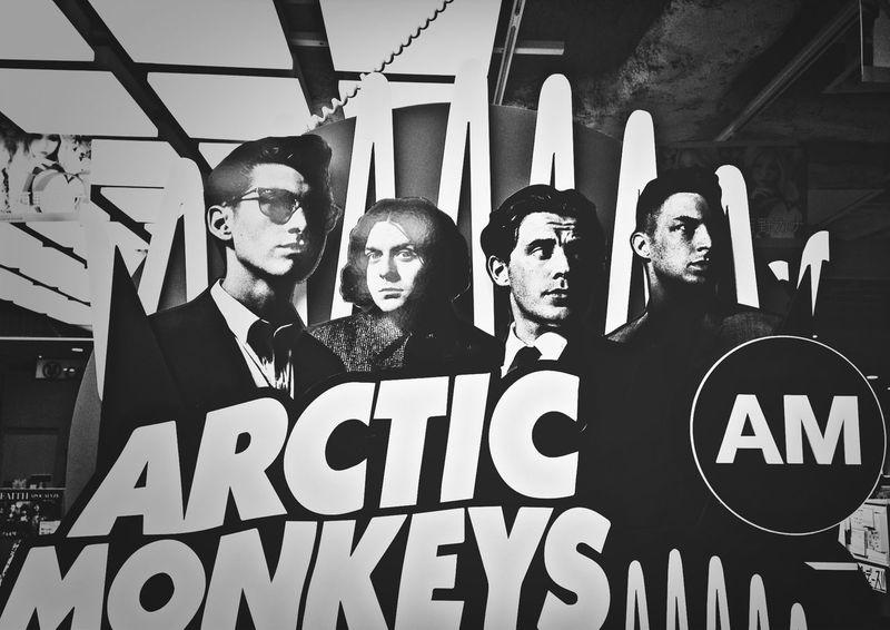Artic Monkeys New Music