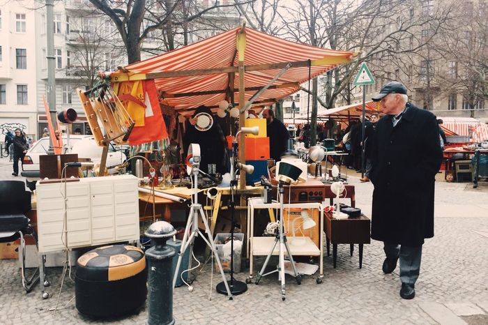 Fleamarket Flea Markets Berlin