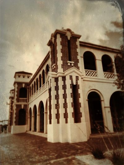 Harvey House Barstow, Ca Architecture Built Structure Building Exterior Building Arch No People