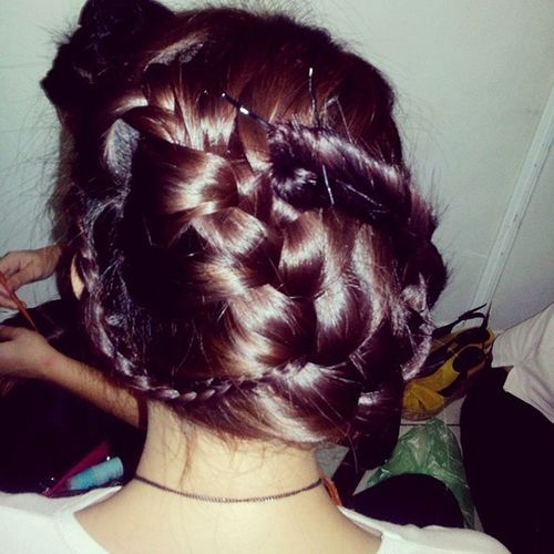 After Did This Hair, they call me SIS Frozen. Mintapuji hahaha