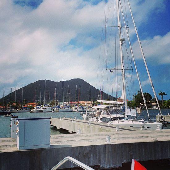 Floatilla Islandlife 758 StLucia saintlucia caribbean paradise igy arc mercury igymarinas