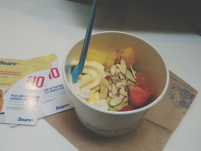 tummy: welcome back froyo :-)