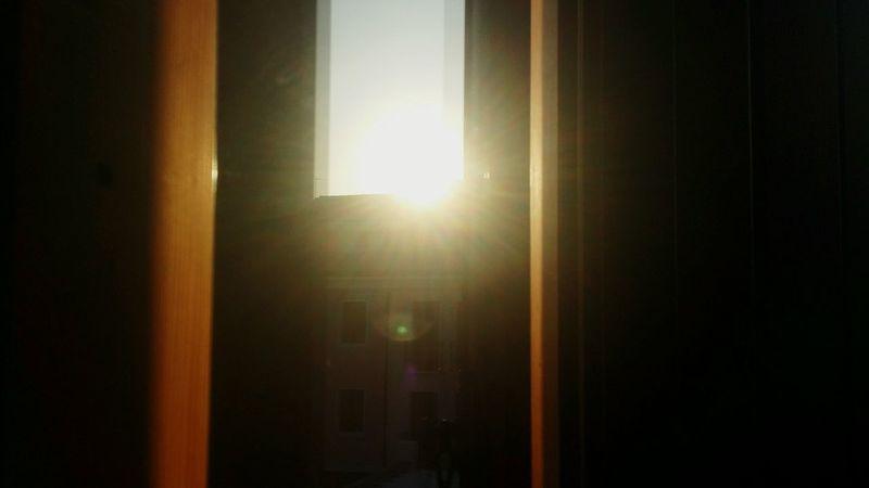 18:32 Sunlight Sun Illuminated Indoors  Sunbeam No People Day Lens Flare First Eyeem Photo