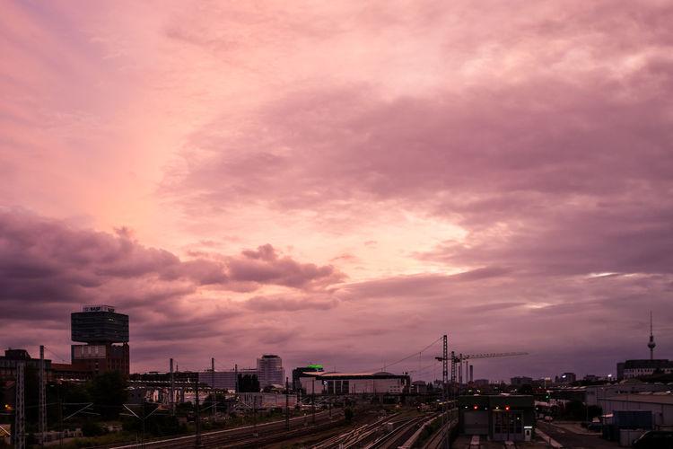 Berlin evenings