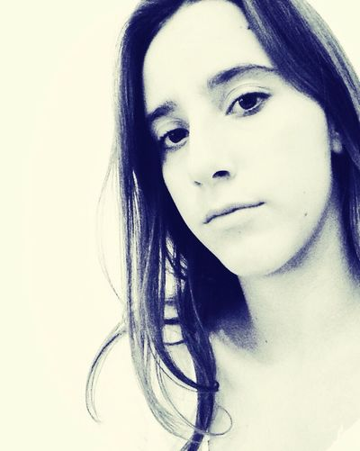 Young Woman Girl Beautiful Portrait