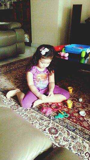 Play doh session
