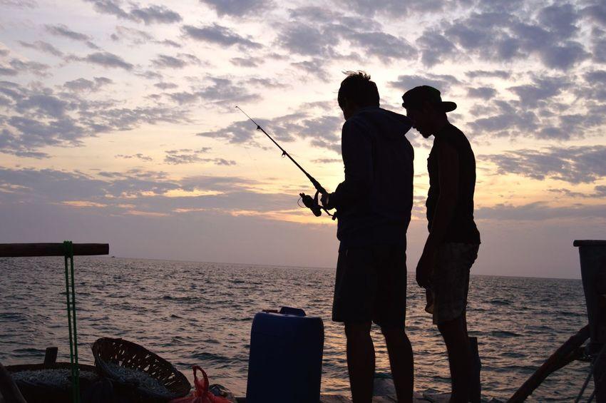 Kelong Fishing Weekend View