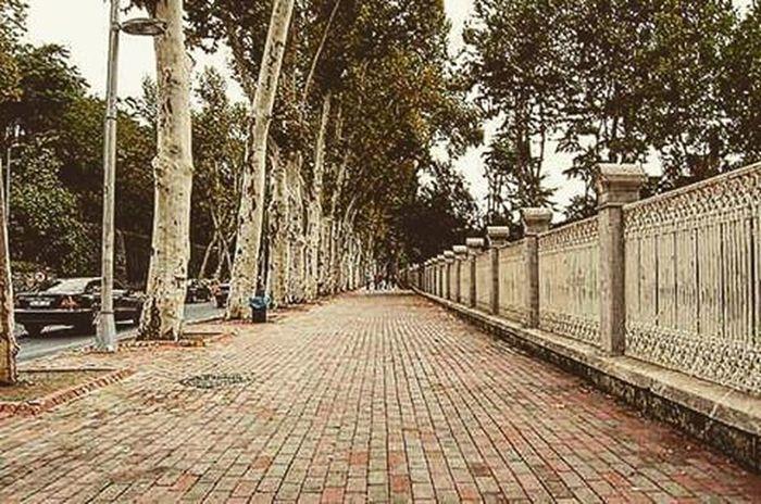 """"""" Ağaçlı yollarında Dolmabahçe'de, söylediğim besteler yine seninle, ağır ağır adım adım sevginle, yanıyorum senin için BEŞİKTAŞ'ım Beşiktaşk Besiktas Beşiktaşk Dolmabahçe Ağaçlı Yol Black White Karasevda"""